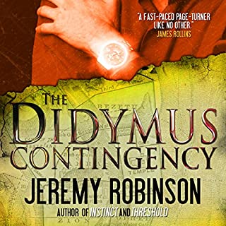 The Didymus Contingency audiobook cover art
