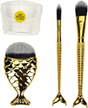 Spellbinders JDM-038 Mermalicious Brush Set, Gold