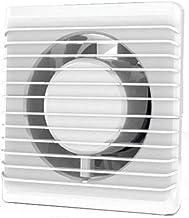 Standaard uitlaatventilator 100 mm voor badkamer en keuken met laag energieverbruik, stille werking