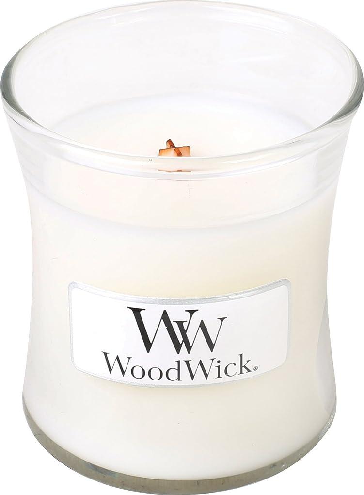 飲食店増幅する空いているWood Wick ウッドウィック ジャーキャンドルSサイズ ホワイトティージャスミン