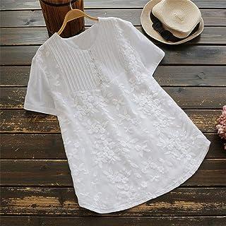 ブラウス レディース トップス Glennoky 柔らかい生地 ボタン付き 無地シャツ レディース 大きいサイズ 長袖Tシャツ カジュアル ゆったり ゆるシルエット ロング丈シャツ キレイめ フェミニン ブラック ホワイト xl-xxxxxl