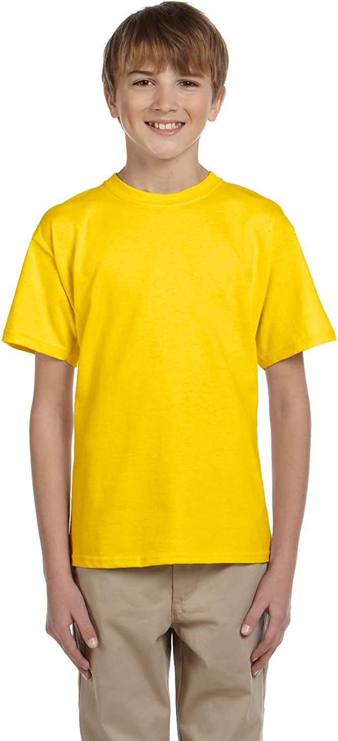 Product of Brand Gildan Youth Ultra Cotton 6 oz T-Shirt - Daisy - M - (Instant Savings of 5% & More)