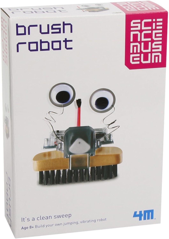 The Quality Gift Shop Kinder Spielzeug - Wissenschaftsmuseum Baue deinen eigenen Pinsel Roboter