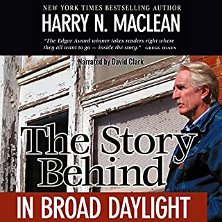 """The Story Behind """"In Broad Daylight"""" audiobook cover art"""