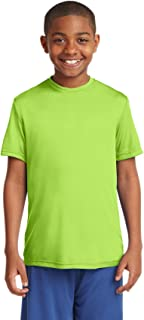 YST350 Youth Competitor Tee
