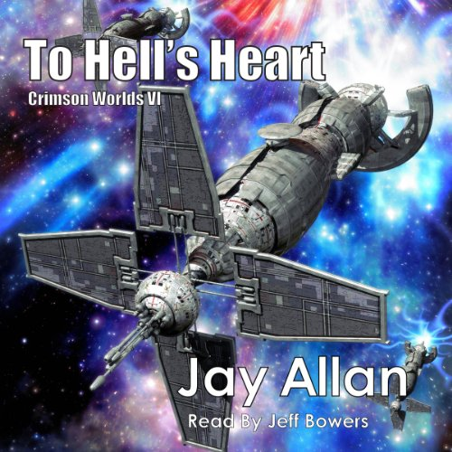 To Hell's Heart audiobook cover art