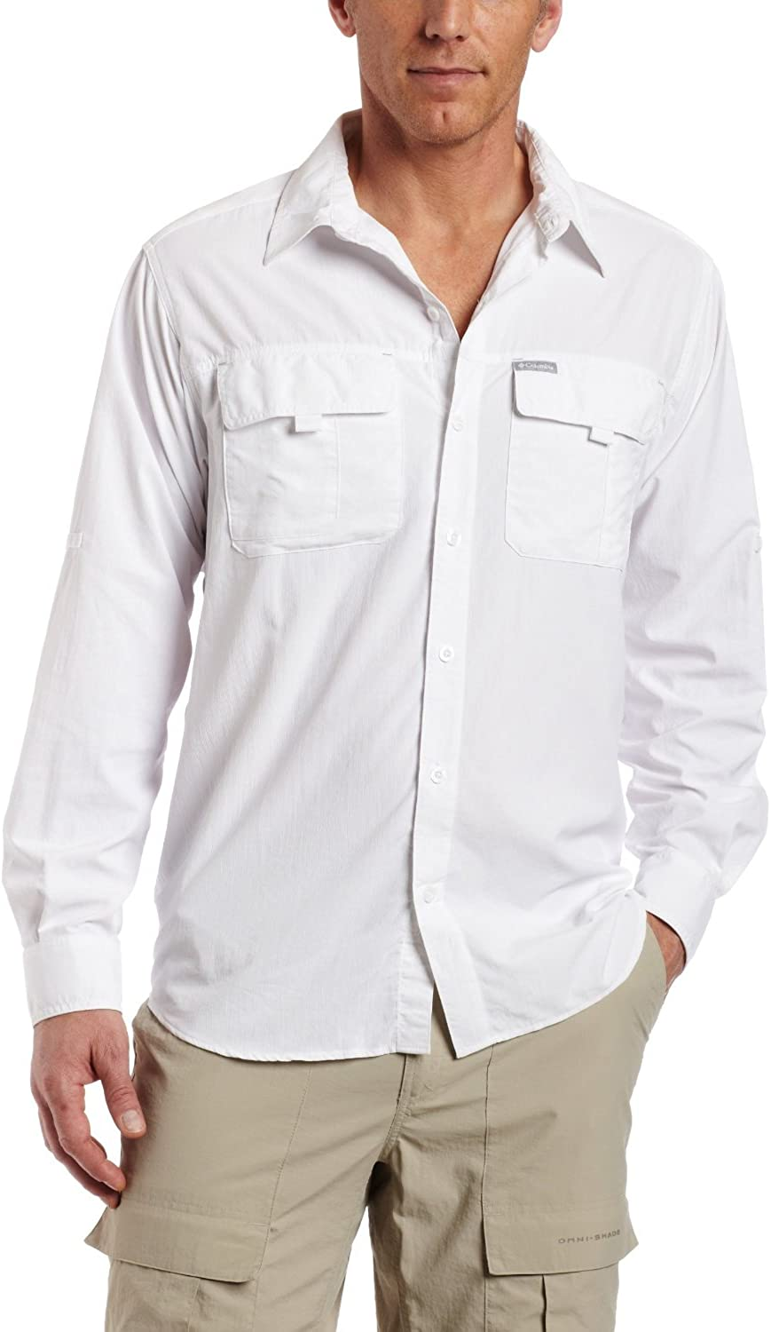 Columbia Men's Silver Ridge Now on sale Sleeve Long II Shirt Large special price