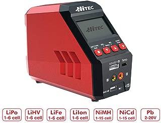 Hitec RCD Inc. RDX1 Pro Single Channel 100W Charger, HRC44246