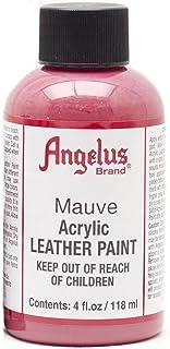 Angelus Leather Paint 4 Oz Mauve