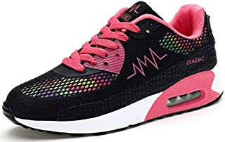 Padgene Women's Running Trainers Gym Fitness Sneaker Sports Shoes Athletic Walking Tennis Sneakers