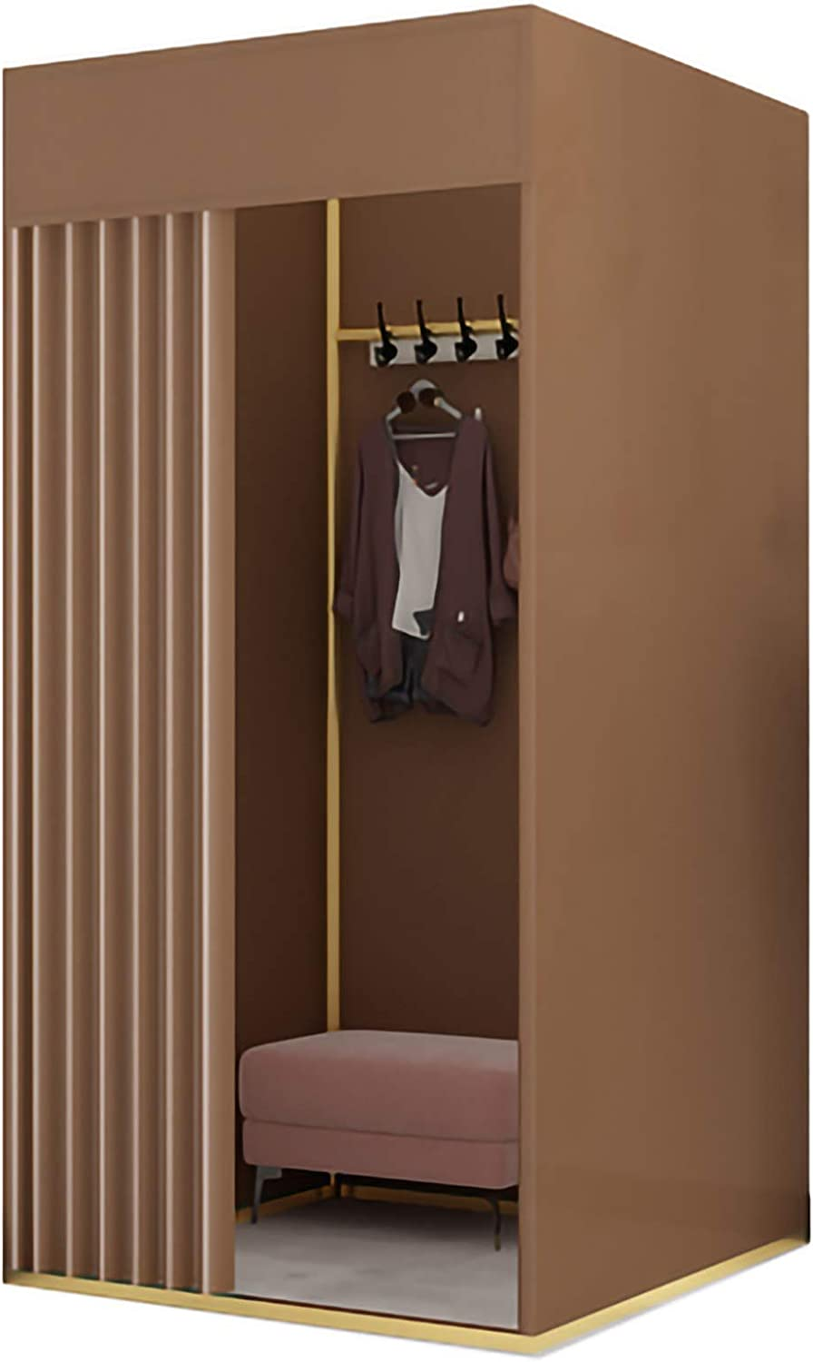 RYDS Dressing Room Foldable Floor Shipping Brand new included Removable Fitting Stand