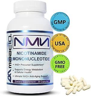 Best nicotinamide mononucleotide nmn supplement Reviews