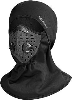 Ski Mask Balaclava Fleece Cycling Thermal Windproof Face Mask Black