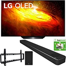 $2843 » LG OLED65BXPUA 65-inch BX 4K Smart OLED TV with AI ThinQ (2020) Bundle SN8YG 3.1.2 ch High Res Audio Soundbar + TaskRabbit Installation Services + Vivitar Low Profile Flat TV Wall Mount
