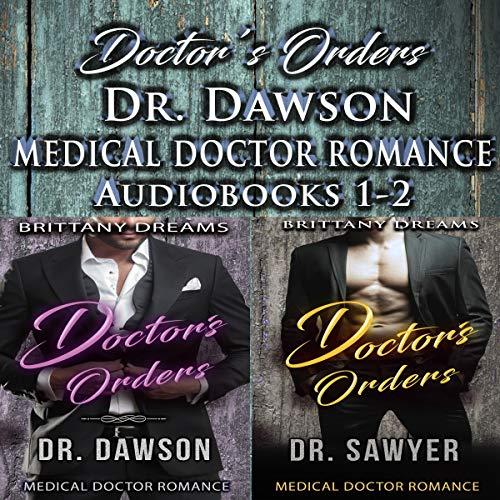 Doctor's Orders Box Set 1 audiobook cover art