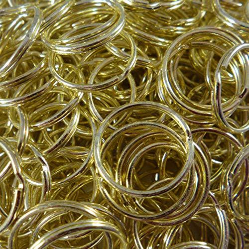 6 x 5/mm Reparatur Rapid Rivets mit Schaft f/ür Lederverarbeitung 7 x 7/mm 9 x 8/mm und 9 x 12/mm Abbeytops Nieten mit Einzelkappe