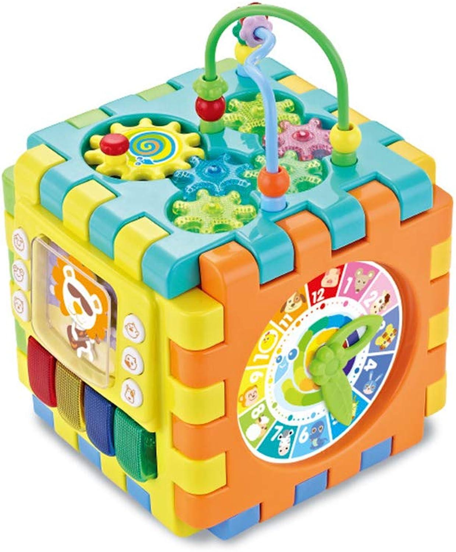 liquidación hasta el 70% Kbabyokes Juego Instrumentos Instrumentos Instrumentos Musicales Juguetes para Niños, Rompecabezas bebé ensamblando Bloques de Inteligencia poliedro  muy popular