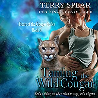 Taming the Wild Cougar audiobook cover art