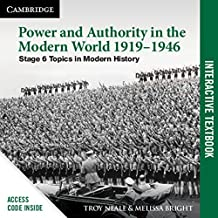 Power and Authority in the Modern World 1919-1946 Digital (Card): Stage 6 Modern History (Cambridge Senior History)