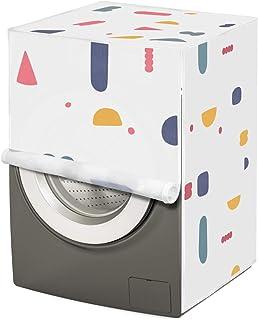 BESPORTBLE Housse de protection pour machine à laver et sèche-linge - Anti-taches - Imperméable - Pour la maison
