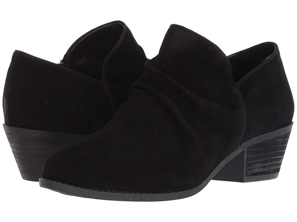 Me Too Zula (Black Suede) Women
