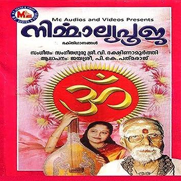 Nirmalya Pooja