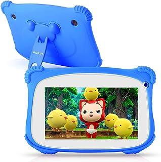 Tableta para niños, ASIUR QuadCore 2 GB RAM 16 GB ROM Andro