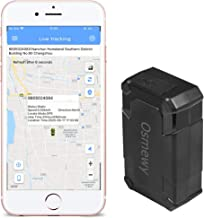 $88 » Osmewy 4G LTE Car GPS Tracker Vehicle Magnetic Tracking Device Hidden for Motorcycle Truck Bus 3400mah Anti-Theft Vibratio...