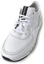 Floris van Bommel P2020 white leather combi, size:44