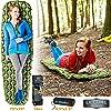Sleepingo Camping Sleeping Pad - Mat, (Large), Ultralight 14.5 OZ, Best Sleeping Pads for Backpacking, Hiking Air Mattress - Lightweight, Inflatable & Compact, Camp Sleep Pad #3