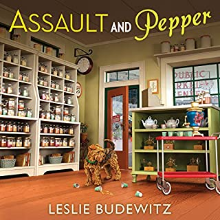 Assault and Pepper cover art