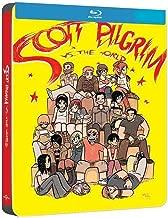 Scott Pilgrim Vs The World Steelbook Blu Ray
