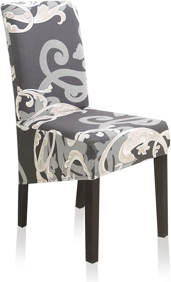 Stretch Dining Chair Covers XL Oversized Washable Removable Year-end gift Max 74% OFF Sof