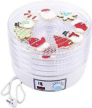 L.TSA Déshydrateur d'aliments Déshydrateur de Fruits Déshydrateur Déshydrateur de Fruits Séchoir pour Aliments, réglable e...