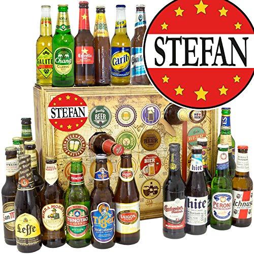 Stefan/Adventskalender Bier/Biere aus der Welt