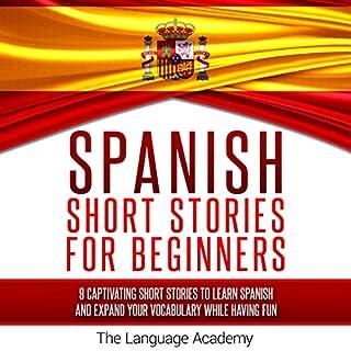 Spanish: Short Stories for Beginners cover art