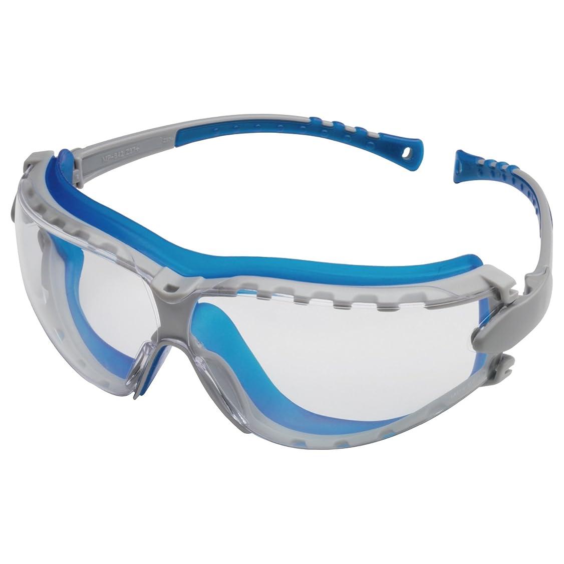 ミドリ安全 二眼型 保護メガネ MP842