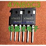 10pcs / lot 47N60C3 SPW47N60C3 INF TO-247 47A600V 在庫あり