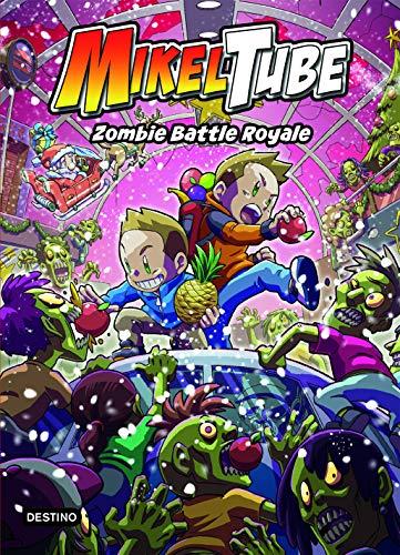 MikelTube 3. Zombie Battle Royale (Jóvenes influencers)