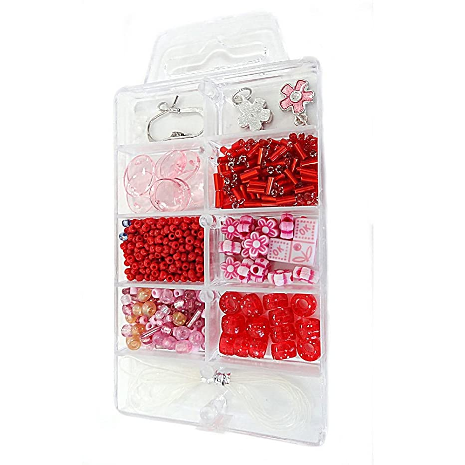 Fiona BB-02 Beads Box with FREE spacers and charms