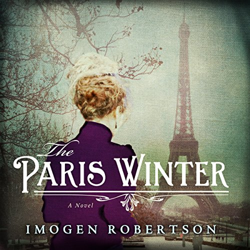 The Paris Winter audiobook cover art
