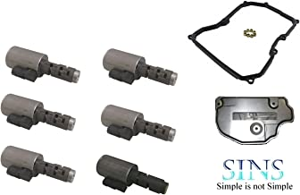 SINS - TF60-SN/09G Transmission Solenoid Kit - Fit 09G325039