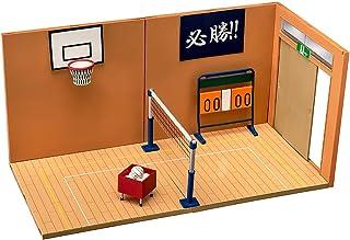 ねんどろいどプレイセット#07 体育館Aセット ノンスケール ABS&PVC製 ねんどろいど用ジオラマセット