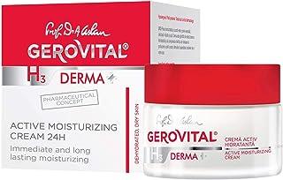 Gerovital H3 Derma+ 24h Active Moisturizing Cream 50 ml / 1.69 fl.oz