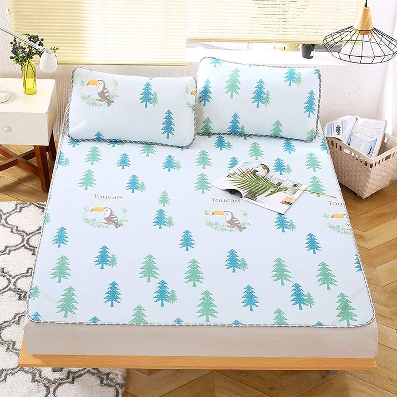 Lnyy Sommermatte Eisseidensitze klimatisierte Sitze Faltbare DREI Stze