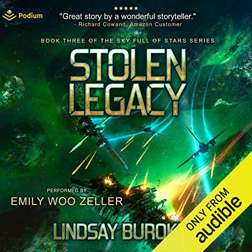 Stolen Legacy cover art