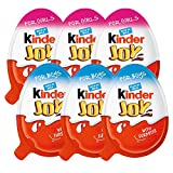 Easter gift ideas for kids from amazon shop for baskets without these kinder joy eggs come already filled with candy and a toy my son is obsessed with them he wants one every time we go in a store negle Image collections