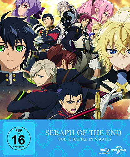 Seraph of the End: Vampire Reign Vol. 2/Ep. 13-24 - Limited Premium Edition