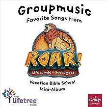 Favorite Songs from Roar Vacation Bible School