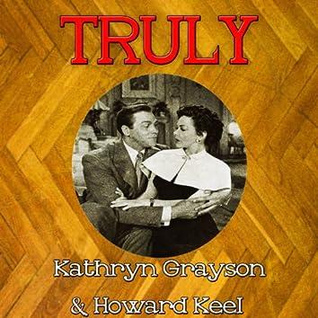 Truly Kathryn & Grayson Howard Keel